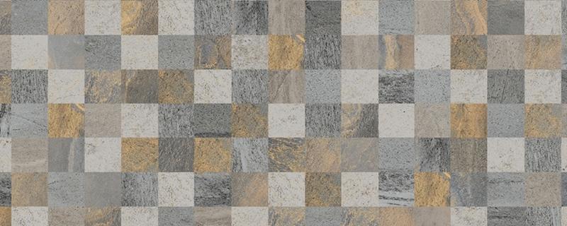 Керамическая мозаика Naxos Ceramica Lithos Mosaico Lithos Grey 3D 32х80,5 см стоимость