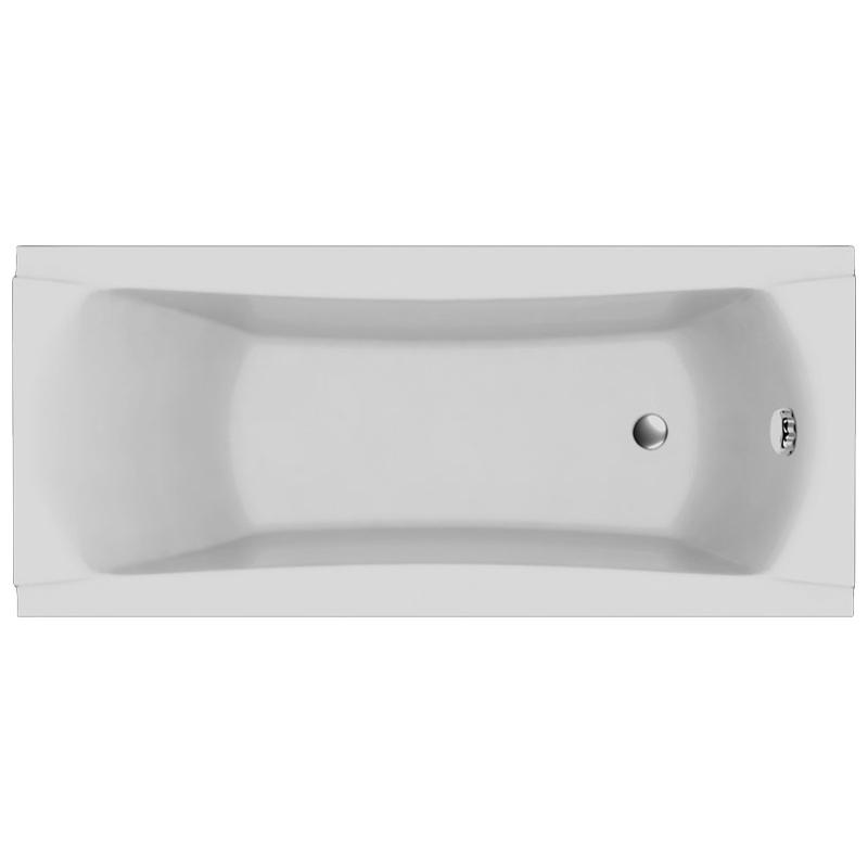 Акриловая ванна Relisan Loara 180х80 Белая акриловая ванна relisan lada 130x70 белая