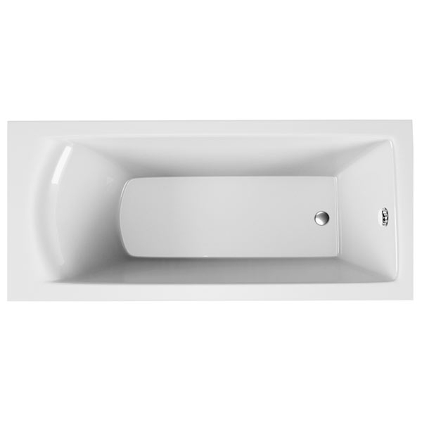 Акриловая ванна Vayer Savero 160x75 Белая каркас vayer savero 160х75 гл000011997