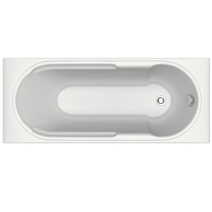 Акриловая ванна Relisan EcoPlus Прага 170x70 Белая недорого