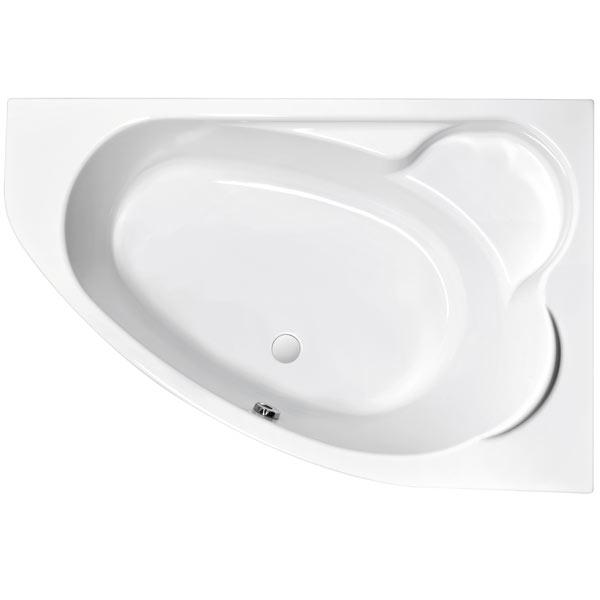 Акриловая ванна Cersanit Kaliope 170х110 R Белая