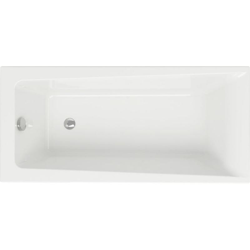 Акриловая ванна Cersanit Lorena 150х70 Белая