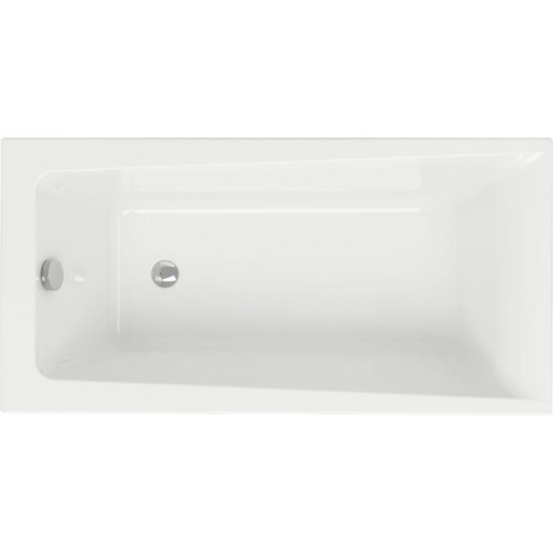 Акриловая ванна Cersanit Lorena 140х70 Белая
