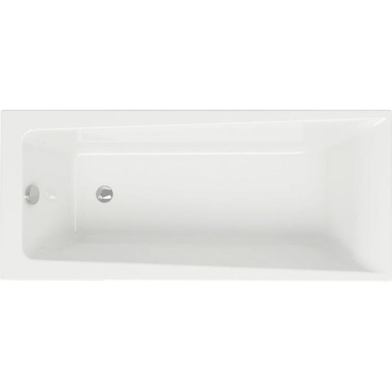Акриловая ванна Cersanit Lorena 160х70 Белая