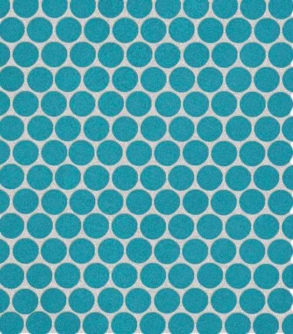 Керамическая мозаика Fap Ceramiche Color Now Avio Round Mosaico 29,5х32,5 см