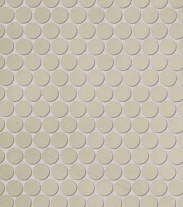 Керамическая мозаика Fap Ceramiche Color Now Tortora Round Mosaico 29,5х32,5 см