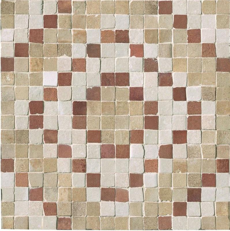 Керамическая мозаика Fap Ceramiche Firenze Heritage Deco Terra Mosaico 30х30 см мозаика fap ceramiche firenze heritage 24050 antico micromosaico
