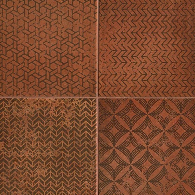 Керамическая плитка Fap Ceramiche Firenze Heritage Deco Antico настенная 20х20 см керамический бордюр fap ceramiche firenze heritage carbone spigolo 1х20 см