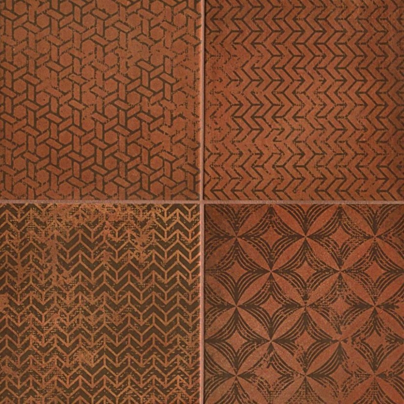 Керамическая плитка Fap Ceramiche Firenze Heritage Deco Antico настенная 20х20 см мозаика fap ceramiche firenze heritage 24050 antico micromosaico