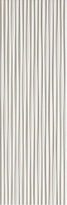 Керамическая плитка Fap Ceramiche Lumina 75 Line White Matt настенная 25х75 см керамический декор fap ceramiche color line deco 25х75 см