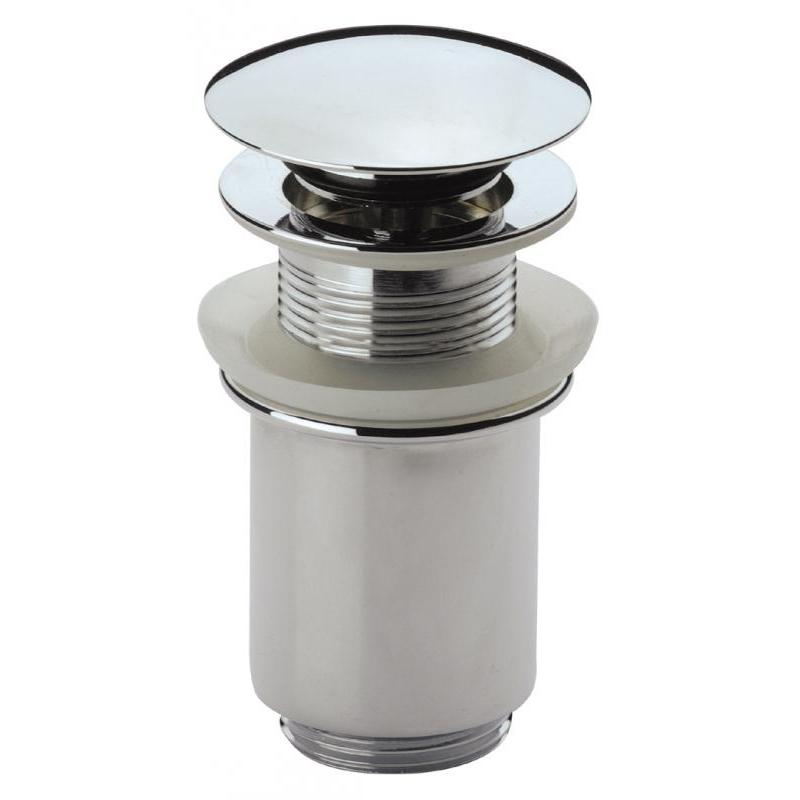 Фото - Донный клапан Scarabeo 10011 Хром донный клапан raiber rlbt 58 хром