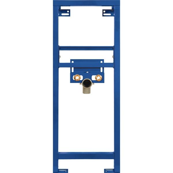Link IN-UM-LINK LinkИнсталляции<br>Инсталляция Cersanit Link IN-UM-LINK для раковины.<br>Металлическая инсталляция Церсанит Линк с регулируемой высотой (112-137 см) гарантирует прочное крепление раковины к стене.<br>В комплекте поставки: инсталляция.<br>