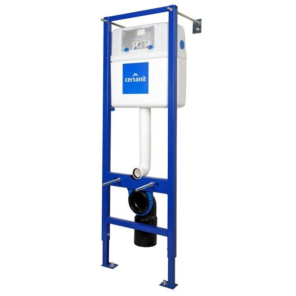 Vector IN-MZ-VECTOR VectorИнсталляции<br>Инсталляция Cersanit Vector IN-MZ-VECTOR для унитаза с бачком.<br>Металлическая инсталляция Церсанит Вектор с регулируемой высотой гарантирует надежный монтаж унитаза к стене благодаря дополнительным точкам крепления. Подвод воды возможен c обоих боков (справа или слева), тихий наливной клапан.<br>В комплекте поставки: инсталляция, шаровой кран.<br>