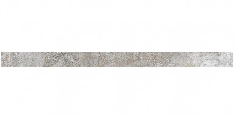 цена на Керамический бордюр Colorker Petranova Media Cana Grey 2х30 см