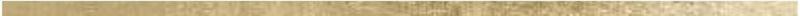 Керамический бордюр Aparici Carpet Central Gold Lista 1,5х75,6 см