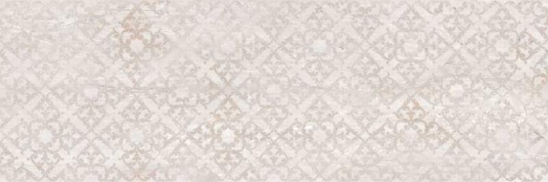 Керамическая плитка Cersanit Alba Ornament бежевый AIS012D настенная 20х60 см цена 2017
