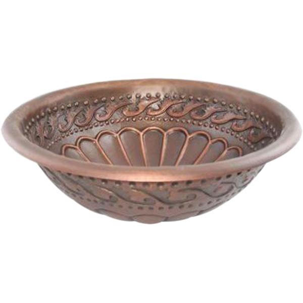 Раковина Bronze de Luxe 40 R303 Oil-rubbed