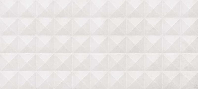 Керамическая плитка Cersanit Alrami Relief серый AMG092D настенная 20х44 см