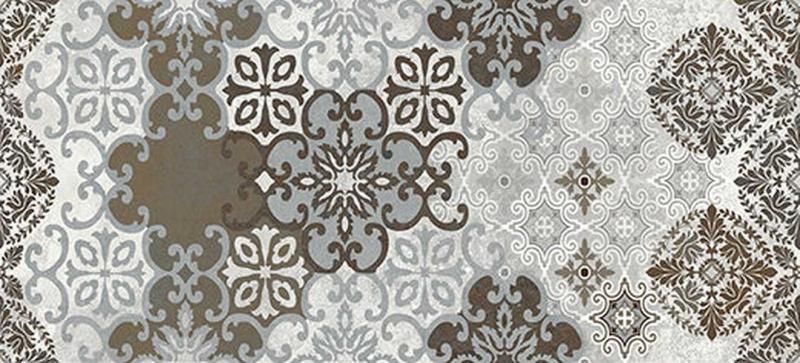 Керамическая плитка Cersanit Alrami многоцветная AMG451D настенная 20х44 см цена в Москве и Питере