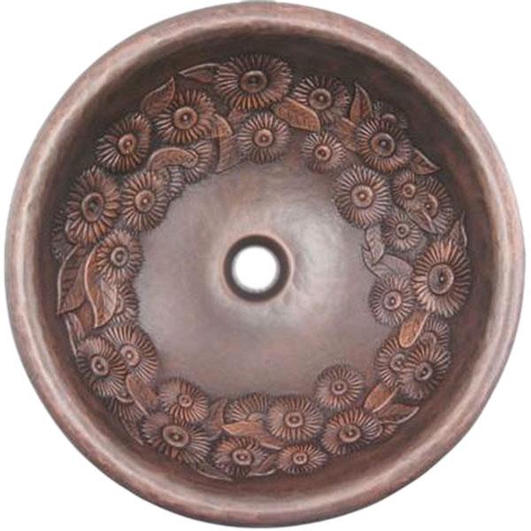 Раковина Bronze de Luxe 40 R318 Oil-rubbed Bronze раковина bronze de luxe 40 r319 oil rubbed bronze
