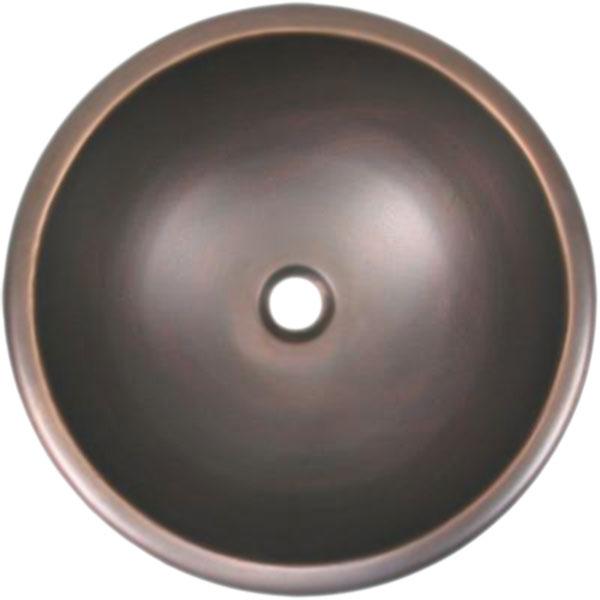 Раковина Bronze de Luxe 40 R319 Oil-rubbed Bronze раковина bronze de luxe 40 r319 oil rubbed bronze