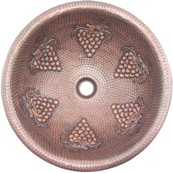 Раковина Bronze de Luxe 40 R102 Oil-rubbed