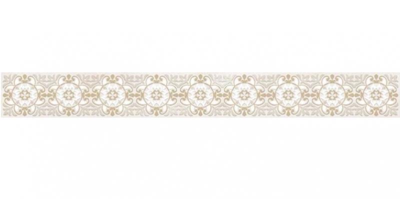 Керамический бордюр Cersanit Atria бежевый AN1J011 5х44 см стоимость