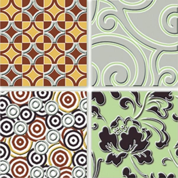 SandStone SS6G452 многоцветный  11х11 смКерамогранит<br>Керамический декор Cersanit SandStone SS6G452 многоцветный 11х11  сочетается с базовой плиткой позволяющей создавать уникальные картины. Яркий декор акцентирует внимание, рельефные узоры выглядят стильно, притягивая внимание. Ее можно использовать для укладки разными способами, что очень удобно при укладке в больших и небольших помещениях. Она будет эффектно смотреться при оформлении коридоров, прихожих, гостиных, кухни, спальни и других помещений. В упаковке 20 штук.<br>
