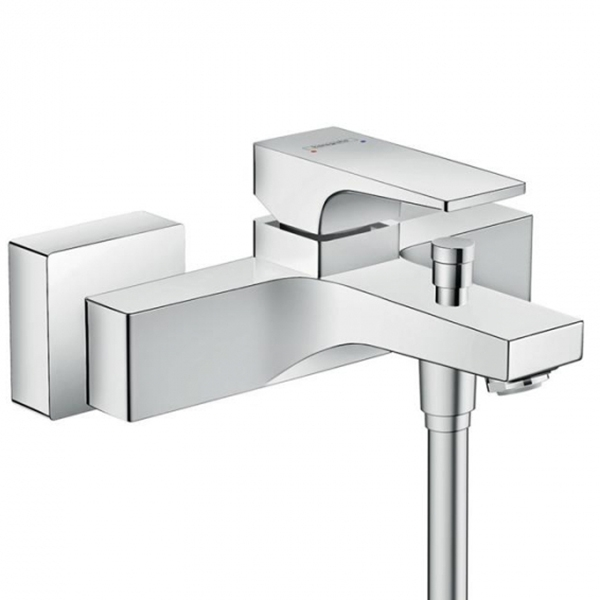 Смеситель для ванны Hansgrohe Metropol 32540000 Хром фото