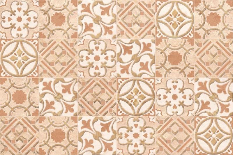 Керамический декор Cersanit Eilat многоцветная EJ2N451DT 30х45 см стоимость