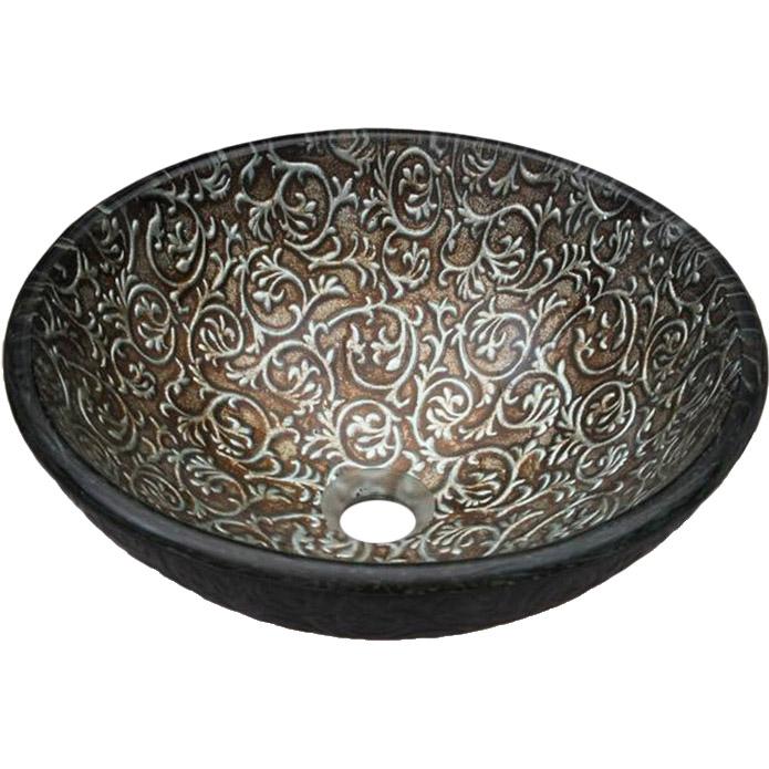 Раковина-чаша Bronze de Luxe 40 12011 Без перелива фото