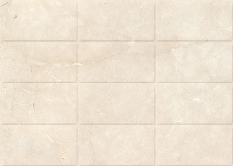 Керамическая плитка Cersanit Maestro рельефная бежевая MRM012D настенная 25х35 см стоимость