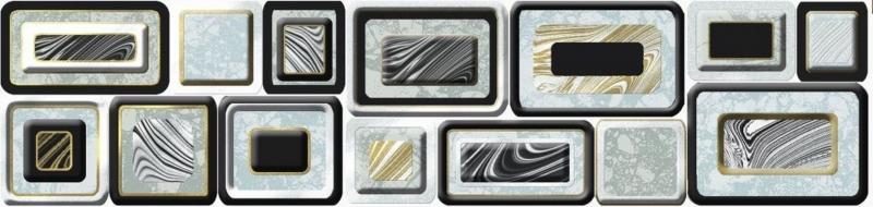 Emperador белый EM5E052 11х42 смКерамогранит<br>Керамический бордюр Cersanit Emperador белый EM5E052 11х42 см имитирует каменную кладку из полудрагоценных камней, причём, само её изображение выполнено в стиле модерн. Они словно окружены узкими изящными рамами, что придает им сходство с тщательно ограненными драгоценными камнями насыщенного глубокого оттенка. В упаковке 10 шт.<br>