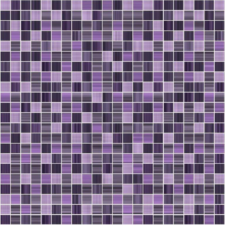 Motive сиреневая MF4Р222D напольная  32,6х32,6 смКерамическая плитка<br>Керамическая плитка Cersanit Motive сиреневая MF4Р222D напольная 32,6х32,6 см глянцевая состоит из мозаичных сегментов, преобразит интерьер и наполнит его новым стилем. В упаковке 12 штук общей площадью 1,33 м2. Вес упаковки составляет 27,1 кг.<br>