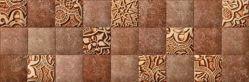 Morocco Mosaika C-MQ2S452DTКерамическая плитка<br><br>