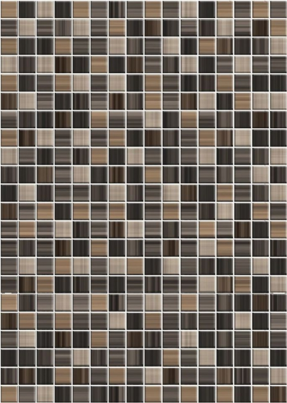 Motive коричневая MFM111D настенная 25х35 смКерамическая плитка<br>Керамическая плитка Cersanit Motive коричневая MFM111D настенная 25х35 см глянцевая воспроизводит мозаичное полотно микс. Великолепно будет смотреться в городских стильных квартирах, загородных домах и резиденциях. В упаковке 16 штук общей площадью 1,4 м2. Вес упаковки составляет 21,75 кг.<br>