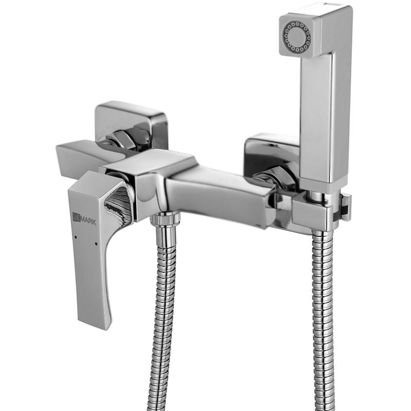 Гигиенический душ со смесителем Lemark Unit LM4518C Хром