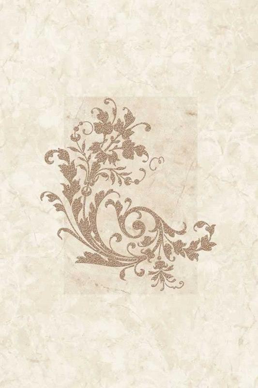 Керамический декор Cersanit Novella светло-бежевый C-NO2K011 20х30 см weissgauff lucas granit светло бежевый