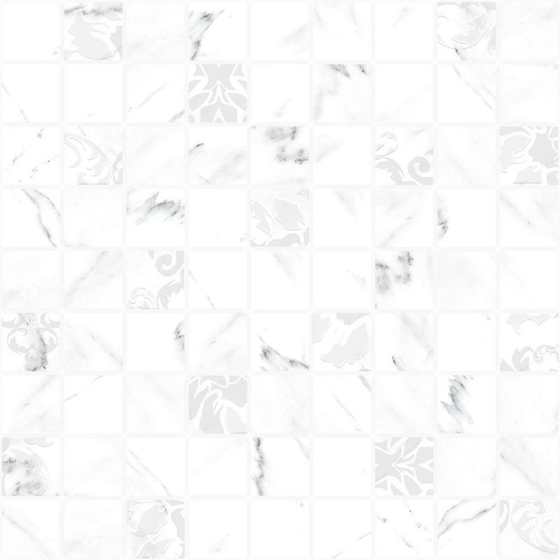 Керамическая мозаика Cersanit Oriental многоцветная A-OE2L451G 30х30 см