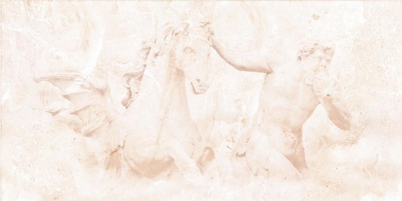 Керамический декор Cersanit Petra Конь C-PR2L304D 29,7х60 см декор carioca zefir c 25x40 см