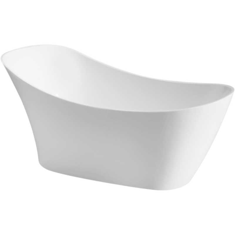 Waldorf 170x80 без гидромассажаВанны<br>Овальная отдельностоящая ванна Kerasan Waldorf 170x80 743201 из акрила, с белой глянцевой поверхностью. Венецианская гондола с индивидуальным характером и с безопасными высокими бортами приглашает Вас на прогулку, в которой можно посвятить длительное время личной гигиене. Монолитная на ощуп и вид конструкция состоит из двух сварных оболочек. Универсальная форма подойдет к классическому, современному или минимилистичному интерьеру. Удобный наклон для поддержки спины.<br>Конструкция:<br><br>Сертификат продукции: UNI EN ISO 9001:2008.<br>Материал: высококачественный сантехнический акрил.<br>Прочность в сочетании с малым весом.<br>Быстро нагревается и долго сохраняет тепло.<br>Гладкая, не скользкая и теплая на ощупь поверхность.<br>Эффективное звукопоглощение. Легкость и простота в очистке.<br>Система корпуса: две сварные оболочки. Тонкий борт: 2,5 см.<br>Ножки: регулировка по высоте.<br>Встроенный слив-перелив: декоративное кольцо переливного отверстия.<br>Донный клапан click-clack: управление с помощью нажатия на пробку.<br>Цвет фурнитуры: глянцевый хром.<br>Расположение сливного отверстия: в ногах.<br>Объем: 236 литров.<br><br>В комплекте поставки:<br><br>чаша ванны;<br>слив-перелив click-clack.<br><br>