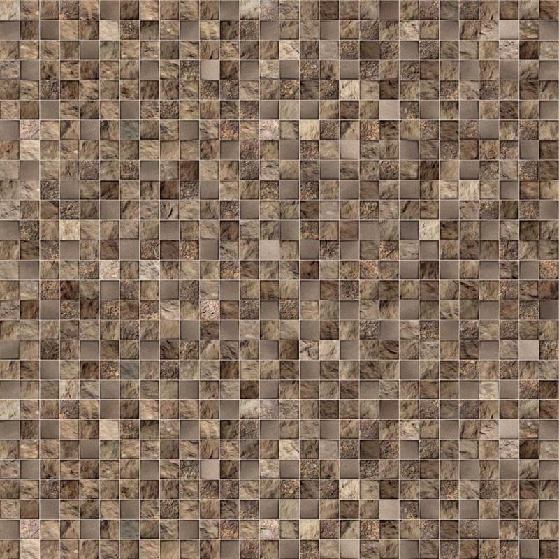Royal Garden коричневый C-RG4R112D 42х42 смКерамическая плитка<br>Керамогранит Cersanit Royal Garden коричневый C-RG4R112D 42х42 см глянцевый глазурованный обладает пестрым рисунком, словно вырезан из гранита или мрамора с мелкозернистой структурой. В упаковке 8 штук общей площадью 1,41 м2. Вес упаковки составляет 27,6 кг.<br>