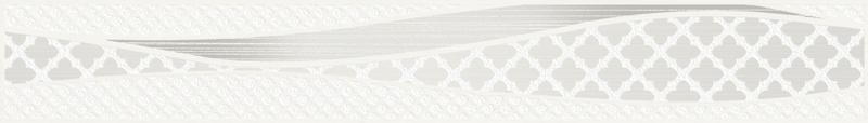 Villa бежевый VH1M011 5х35 смКерамическая плитка<br>Керамический бордюр Cersanit Villa бежевый VH1M011 5х35 см. В волнообразных элементах рисунка они смешали орнамент из арабских четырехлистников, кругов и ромбов. Потрясающий эффект получился благодаря серебристой глазури, которой были проработаны детали узора. Металлизированная граниль усилила перламутровое звучание облицовочной керамики и придала декорациям зеркальный блеск. В упаковке 20 шт.<br>