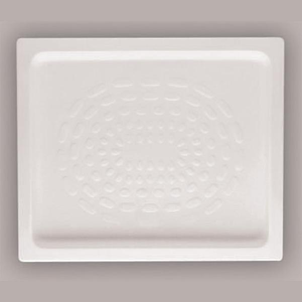 A 213 БелыйДушевые поддоны<br>Hidra Ceramica A 213. Душевой поддон прямоугольной формы с противоскользящим покрытием, цвет: белый. Дополнительно можно приобрести сифон для поддона.<br>