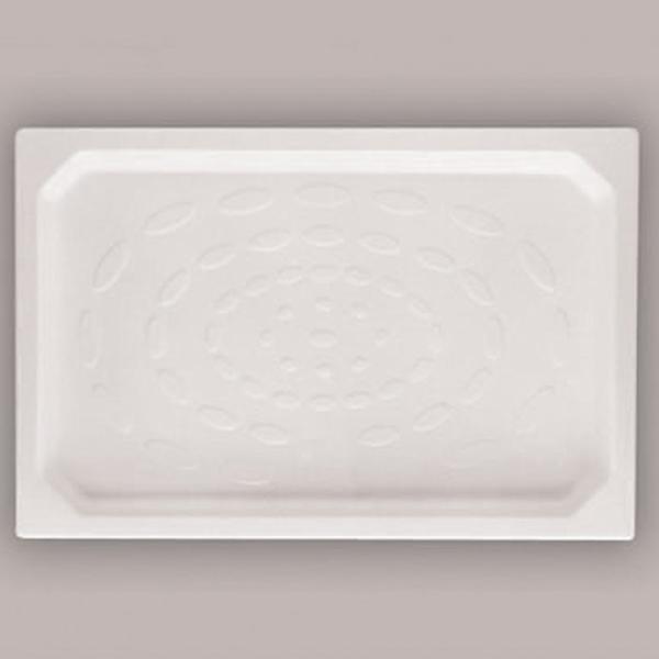 A 211 БелыйДушевые поддоны<br>Hidra Ceramica A 211. Душевой поддон прямоугольной формы с противоскользящим покрытием, цвет: белый. Дополнительно можно приобрести сифон для поддона.<br>