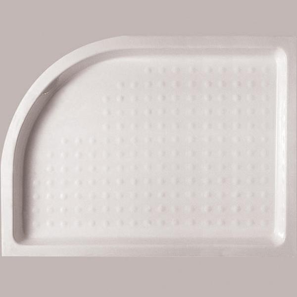 A 221 / A 220 Правое исполнениеДушевые поддоны<br>Hidra Ceramica A 220. Ассиметричный душевой поддон с противоскользящим покрытием (правое исполнение), цвет: белый. Дополнительно можно приобрести сифон для поддона.<br>