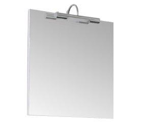 Данте 156356 БелоеМебель для ванной<br>Зеркало Aquanet Данте 156356<br>