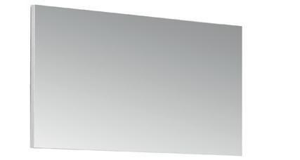 Данте 156359 БелоеМебель для ванной<br>Зеркало Aquanet Данте 156359 без светильников.<br>