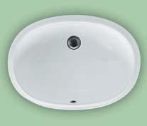 A 104 БелаяРаковины<br>Hidra Ceramica Lavabi Incasso A 104. Встраиваемая раковина, устанавливается сверху, цвет: белый.<br>
