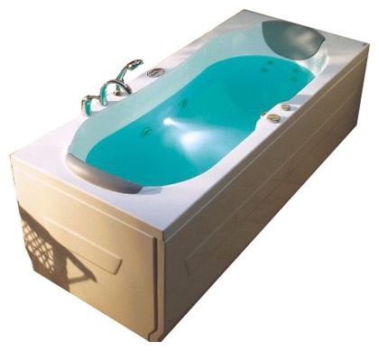 St. Maarten 190 Система 1: АэромассажВанны<br>Victory Spa St. Maarten 190 NVS.350.910.01.1 акриловая ванна белого цвета. Стандартная комплектация: электронная система управления; ЖК-дисплей; программа полуавтоматической дезинфекции; подводная светодиодная подсветка; таймер с установкой желаемого времени принятия процедур; часы; датчик температуры воды; датчик уровня воды, два подголовника. Аэромассаж: плавная регулировка интенсивности потока воздуха; компрессор со встроенным нагревателем воздуха; импульсивный режим аэромассажа (B-MODE); дренаж аэромассажной системы после принятия ванны; автоматическая продувка и просушка аэромассажной системы после принятия ванны. Дополнительно можно приобрести пульт дистанционного управления, хромотерапию, озонатор, радиo FM / MP3 плеер, ароматерапию, фронтальную панель, комплект панелей, левый/правый, панель для облицовки плиткой, слив-перелив с наполнением.<br>